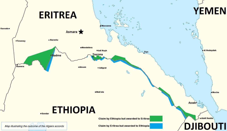 Ethiopia's Olive Branch to Eritrea