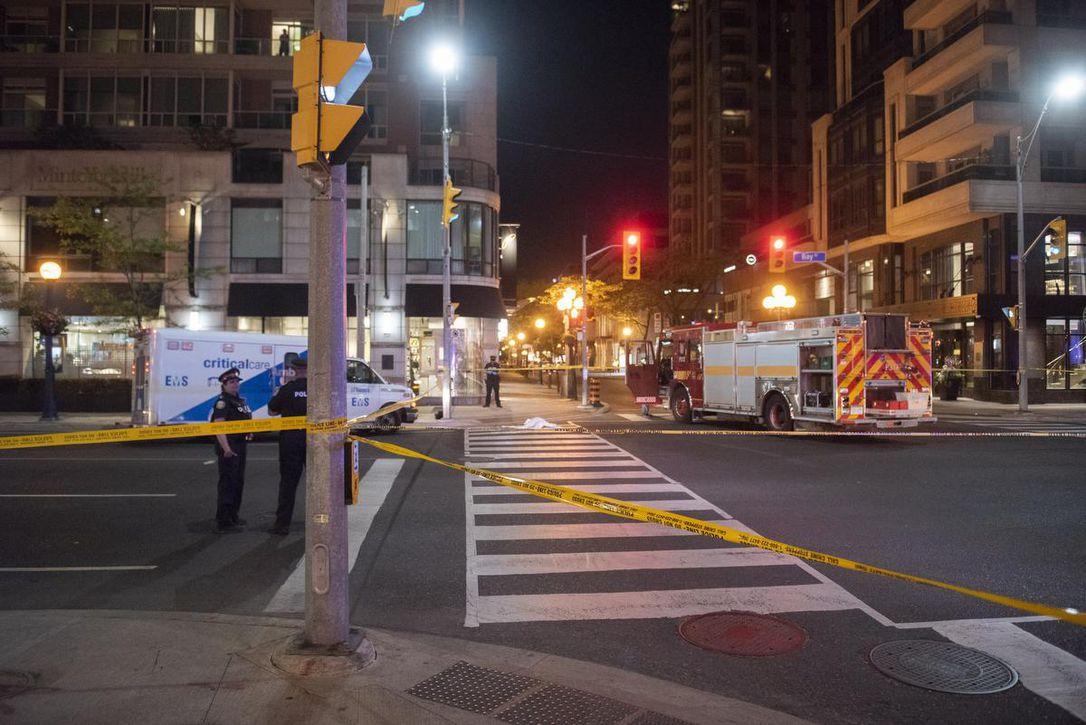 Gun Violence Rises in Canada