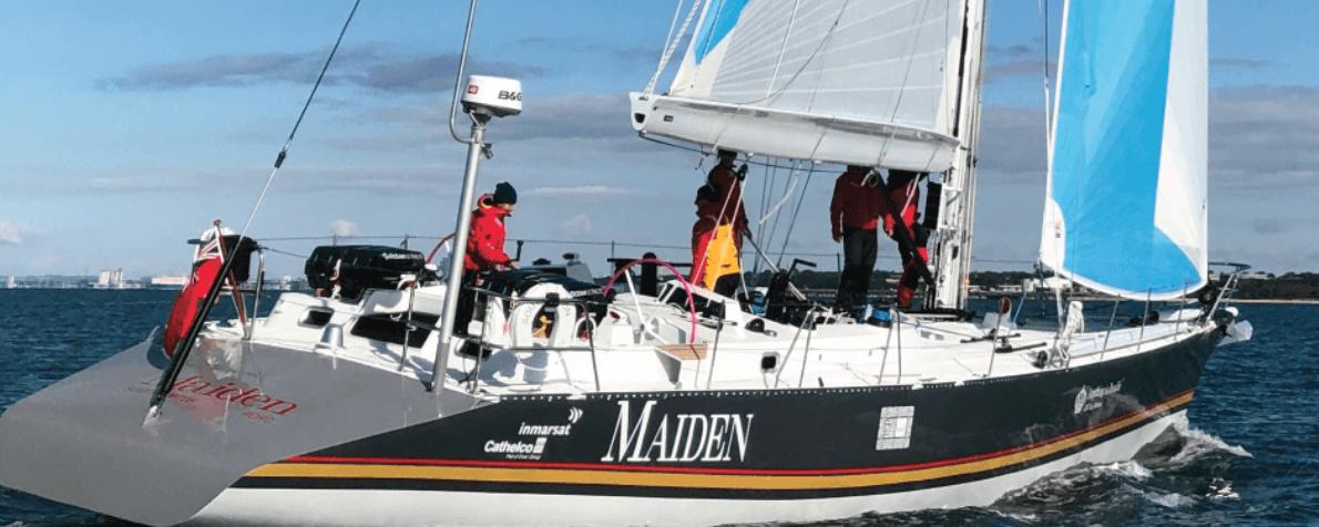Ending February 2019: Advising Maiden