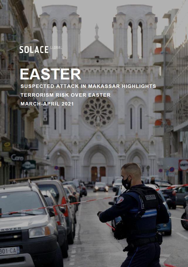 Easter: Suspected Attack in Makassar Highlights Terrorism Risk Over Easter