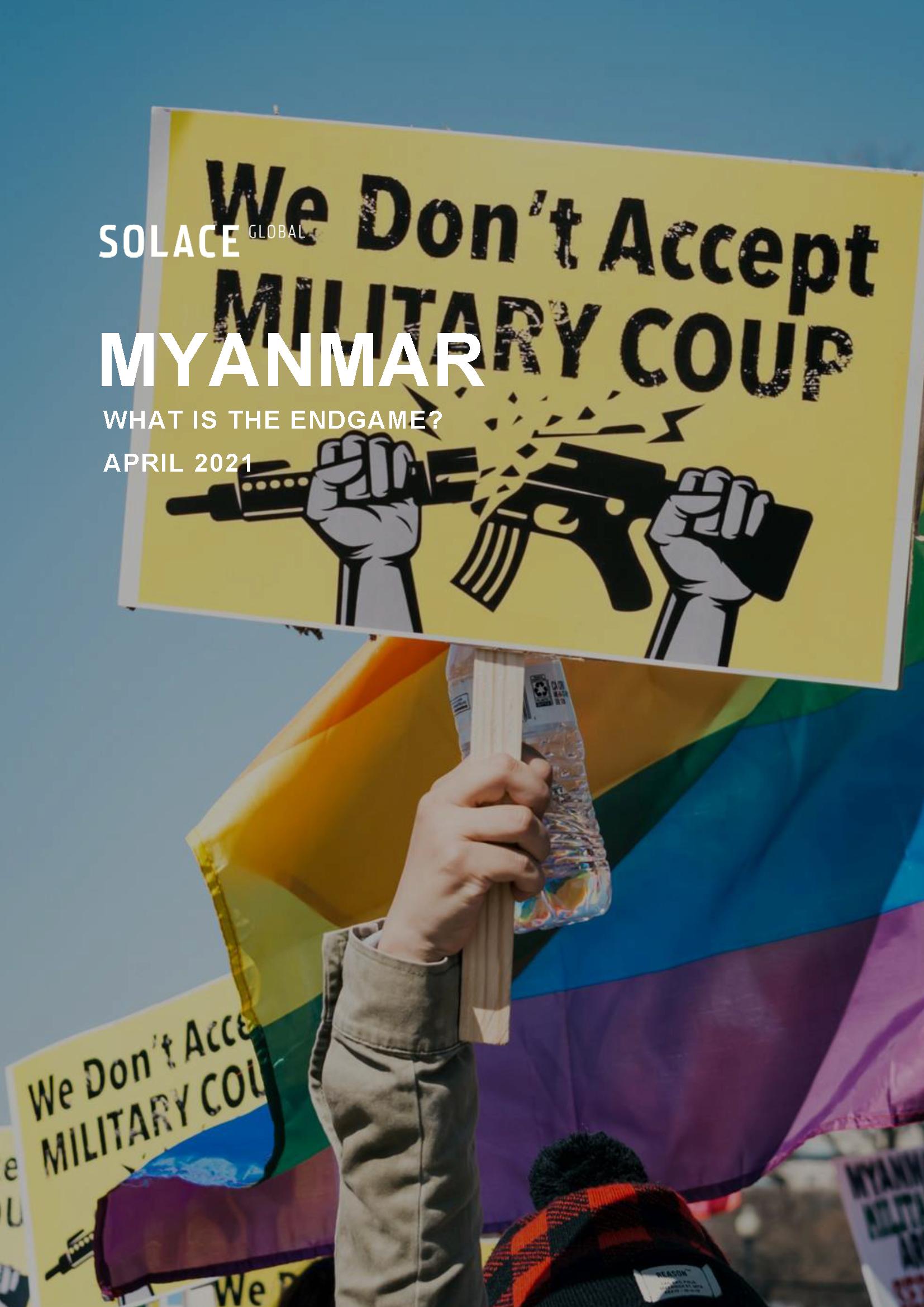 Myanmar: What is the Endgame?
