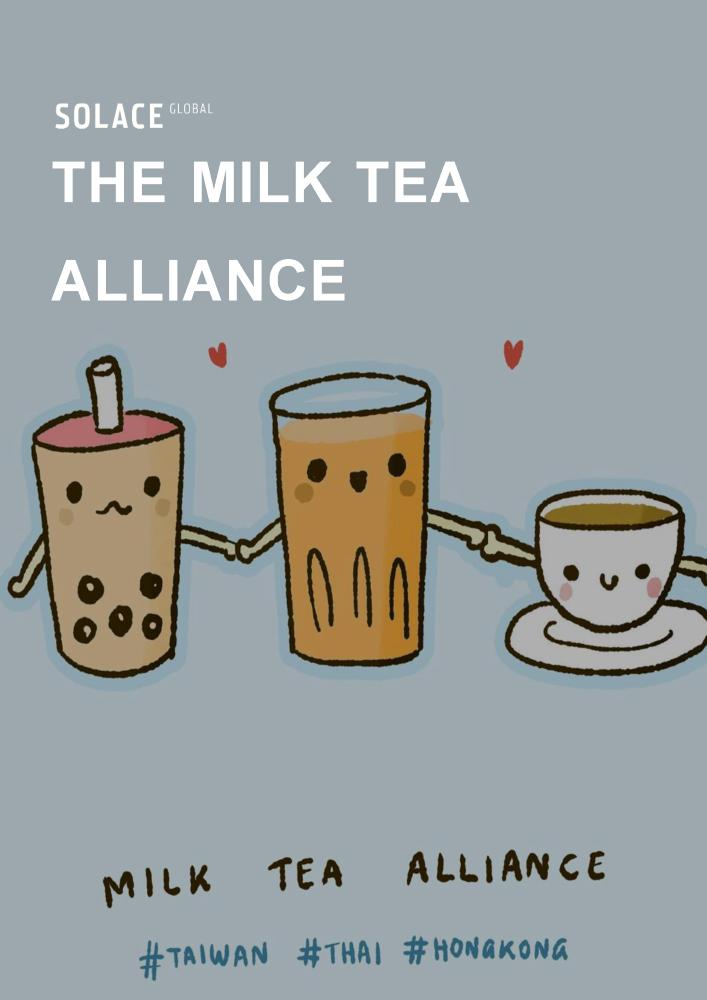 The Milk Tea Alliance